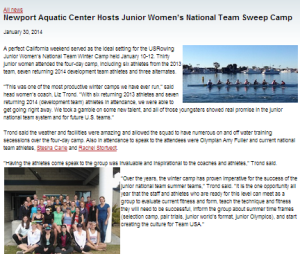 usrowing jr talk press